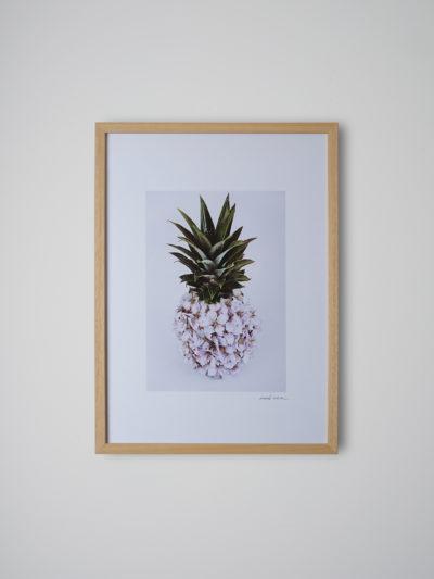 Flor de piña pino