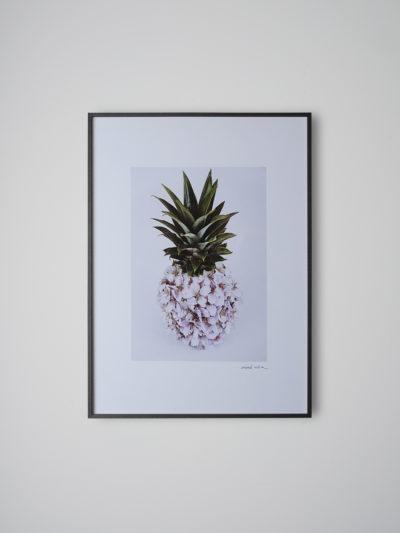 flor d epiña metalico