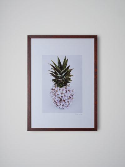 flor de piña nogal