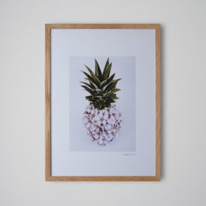 flor de piña roble