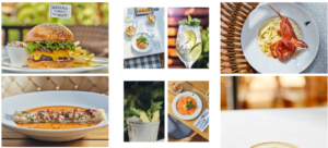 fotógrafos de comidas