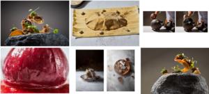 reportaje fotografico de comidas
