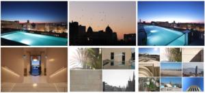 fotografía profesional de hoteles Mallorca